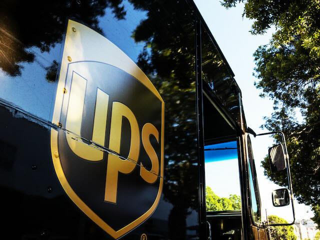 UPS transport