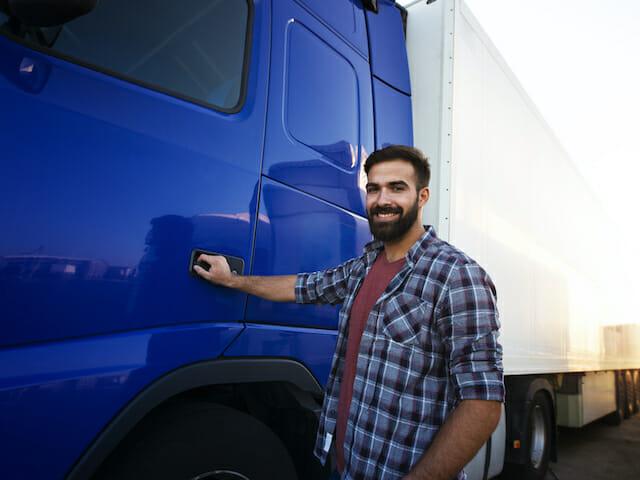 routier camion OPCO