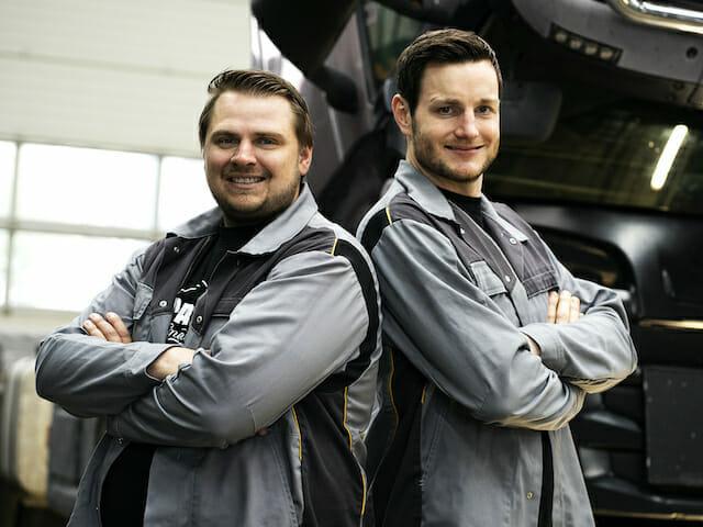 diesel technic parts specialists