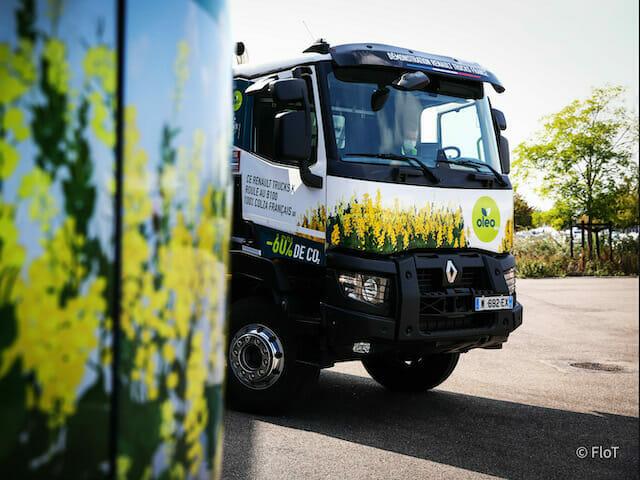 Renault Trucks B100