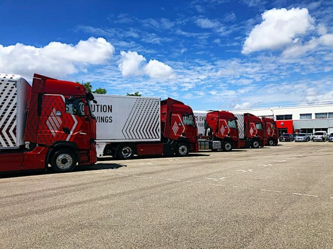 Renault Trucks T, C, K ÉVOLUTION