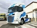 Daf Trucks hydrogene
