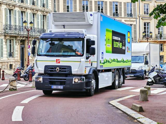 Renault Trucks D Wide ZE